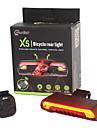 자전거 라이트 레이저 LED LED 싸이클링 리모콘 방수 슈퍼 라이트 리튬 배터리 80 루멘 배터리 사이클링 야외