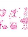Animaux Botanique Floral Stickers muraux Autocollants avion Autocollants muraux decoratifs,Vinyle Materiel Decoration d\'interieurCalque