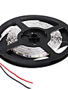 5m Flexible LED Light Strips 300 LEDs 2835 SMD Warm White / White / Red Remote Control / RC / Cuttable / Dimmable 12 V / Linkable / Suitable for Vehicles / Self-adhesive