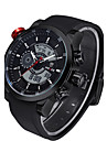 Men\'s Sport Watch Dress Watch Skeleton Watch Fashion Watch Wrist watch Mechanical Watch Quartz Genuine Leather Band Charm Casual Luxury
