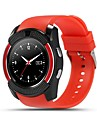 YYV8 Smart Bracelet / Smart Watch / Activity TrackerLong Standby / Pedometers / Heart Rate Monitor / Alarm Clock / Distance Tracking