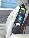 Waterproof fabric Car Auto Vehicle Seat Side Back Storage Pocket Backseat Hanging Storage Bags Organizer