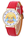 Women\'s Fashion Analog Stripe Ladies\' Cartoon Display Strap Bohemia Quartz Wrist Watch