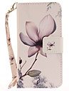 For  Apple iPhone 7 Plus 7 Card Holder Wallet with Stand Flip Pattern Case Full Body Case Flower Hard PU Leather 6s Plus  6Plus 6s 6 5s 5