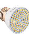 ywxlight® e27 72led 7w 2835smd 500-700lm blanc chaud cool blanc naturel led spotlight (ac 110v / ac 220v)