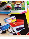 Puzzles 3D Puzzle Jeux de Logique & Casse-tete Jouets Lion Ours Jouets A Faire Soi-Meme Enfant Pieces