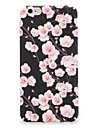 Coque Pour Apple iPhone 7 Plus iPhone 7 Motif Coque Fleur Dur PC pour iPhone 7 Plus iPhone 7 iPhone 6s Plus iPhone 6s iPhone 6 Plus