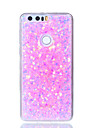 For Huawei Y5 II/Honor 5 Case Cover Shockproof Back Cover Case Glitter Shine Soft Acrylic for Huawei Honor 8 7 5C 6X