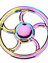 Spinners de mao Mao Spinner Brinquedos Girador de Anel Metal EDCAlivia ADD, ADHD, Ansiedade, Autismo Por matar o tempo Brinquedo foco O