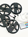 ZDM 20M(4*5M) 2835 RGB 1200 LEDs 96W Strip Flexible Light LED Tape String Lights DC 12V  with 44Key IR Remote Controller Kit
