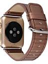 애플 시계 시리즈 시계 밴드 1 2 38mm 42mm 클래식 버클 가죽 교체 밴드
