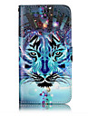 Case For Huawei P9 Lite Huawei Huawei P8 Lite Card Holder Wallet with Stand Flip Pattern Embossed Full Body Cases Animal Hard PU Leather