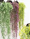 زهور اصطناعية 1 فرع النمط الرعوي نباتات سلة زهور