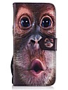 Case For Samsung Galaxy S8 Plus S8 Card Holder Wallet with Stand Flip Magnetic Pattern Full Body Cases Animal Hard PU Leather for S8 Plus