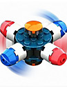 Fidget Spinner Hand Spinner Building Blocks Toys Novelty Ring Spinner ABS Pieces Children\'s Gift