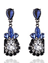 Women\'s Drop Earrings Acrylic Floral Costume Jewelry Alloy Drop Jewelry For Party Daily Casual Stage Party/Cocktail