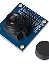ov7670 300kp vga kamera modul til Arduino (virker med de officielle Arduino bestyrelser)