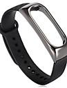 TPE Wristband for Xiaomi Mi Band 2 - BLACK Watch Bands for Xiaomi