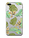 For iPhone 7 Plus 7 Case Cover Transparent Pattern Back Cover Case Tile Tree Soft TPU for iPhone 6s Plus  6s 6 Plus 6 5s 5 SE