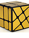 Rubik\'s Cube MoYu Mirror Cube 3*3*3 Smooth Speed Cube Magic Cube Educational Toy Stress Reliever Puzzle Cube Smooth Sticker Gift Unisex