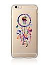 Etui pour iphone 7 7 plus modele de capture de reve tpu doux back cover cartoon pour iphone 6 plus 6s plus iphone 5 se 5s 5c 4s
