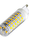 YWXLIGHT® 9W 800-900 lm G9 LED Bi-pin Lights T 88 leds SMD 2835 Dimmable Warm White Cold White Natural White AC 220-240V