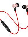 soyto Circle-S6-1 لاسلكي Headphones Aluminum Alloy الرياضة واللياقة البدنية سماعة مغناطيس الجذب / مع التحكم في مستوى الصوت / مع ميكريفون