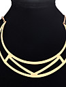 Women\'s Choker Necklaces Irregular Alloy Unique Design Costume Jewelry Jewelry For Party Daily Casual