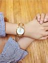 Женские Модные часы Наручные часы Часы-браслет Уникальный творческий часы Китайский Кварцевый Нержавеющая сталь ГруппаВинтаж