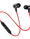 Circle S6 Magnet Bluetooth Earphone Wireless Bluetooth Headset Sports Running Stereo Super Bass Earbuds With Mic for Mobile Phone