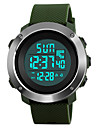 SKMEI Men\'s Digital Digital Watch / Wrist Watch / Military Watch / Sport Watch Japanese Alarm / Calendar / date / day / Chronograph /