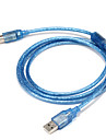 USB 2.0 Cable, USB 2.0 to USB Type B Cable Male - Male 1.5M (5Ft)