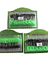 Black Long Cylindrical Air Beans in the Box Boxed 600 Fishing Gear Accessories for 2 - 3 Fish Line