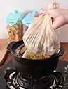 tiszta pamut leves szűrő táska növényi gyógyászati anyag ropogós tea törzs húzózsinór
