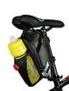 Bolsa de Bicicleta 2.5LBolsa para Bagageiro de Bicicleta Multifuncional Bolsa de Bicicleta Poliester Bolsa de Ciclismo