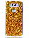 lg x style v20 휴대 케이스 케이스 아크릴 변색 된 플래시 파우더 전화 케이스 k10 k8 k7 k4 x5 x max