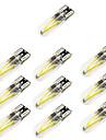 T10 Motorcycle Light Bulbs 2W COB 150lm Working Light