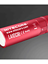 LA10CRI_CN Linternas LED LED 85 Lumens Modo Mini Estilo Regulable para Camping/Senderismo/Cuevas Viaje Al Aire Libre Negro Rojo Azul