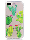 Coque Pour Apple iPhone 7 / iPhone 7 Plus IMD / Transparente / Motif Coque Arbre Flexible TPU pour iPhone 7 Plus / iPhone 7 / iPhone 6s Plus