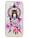 Case For Samsung Galaxy J7 2017 J5 2017 Phone Case Owl Dream Catcher Pattern Emboss Soft TPU Material Phone Case J3 2017 J710 J510 J310 J3