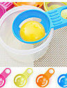 Separator Multi Color Egg White Separator Kitchen Supplies Exquisite And Delicate (Random Colours)
