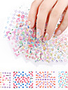 20pcs Other Nail Stamping Template Daily Fashion High Quality