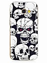 Case For Samsung Galaxy A5(2017) A3(2017) Pattern Back Cover Skull Soft TPU for A3(2017) A5(2017) A5(2016) A3(2016)