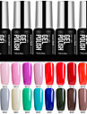 Vernis Gel UV 7ml 1 Soak Off Faire tremper Longue Duree