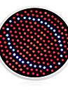 1500 lm E26/E27 Растущие лампочки 200 светодиоды Синий Красный AC 85-265V