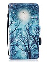 Case For Samsung Galaxy J7 (2017) J3 (2017) Wallet Card Holder with Stand Flip Magnetic Pattern Full Body Tree Hard PU Leather for J5