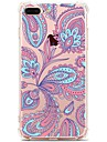 For iPhone 7 iPhone 7 Plus Case Cover Ultra-thin Pattern Back Cover Case Mandala Soft TPU for Apple iPhone 7 Plus iPhone 7 iPhone 6s Plus