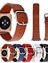 Apple 시계 iwatch 정품 가죽 스트랩 38mm 42mm