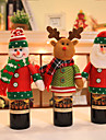 1pc Landscape Houses Ornaments Holiday, Holiday Decorations Holiday Ornaments