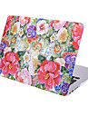MacBook Case for Flower TPU MacBook Air 13-inch Macbook Air 11-inch MacBook Pro 13-inch with Retina display